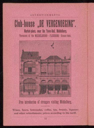 Afbeelding #005 voor het verhaal Welkom in Middelburg, 1907 en 1934