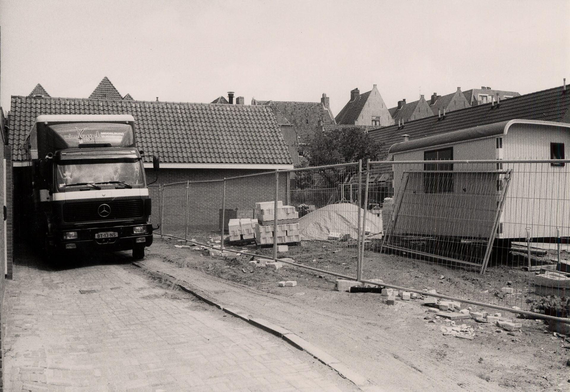 Afbeelding #002 voor het verhaal Werken bij Vogel Verhuizingen in Middelburg, begin jaren 90