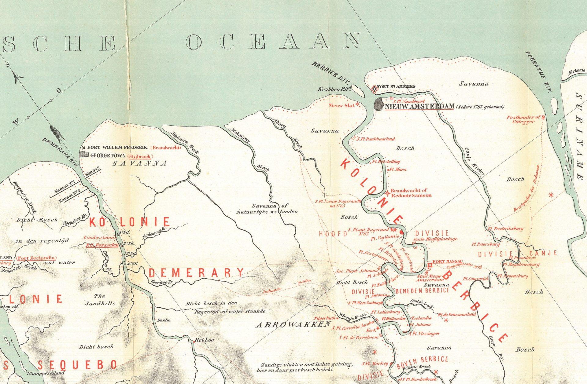 Afbeelding #000 voor het verhaal Zee(uw)post: de brief van Daniël de Wolf uit 1781