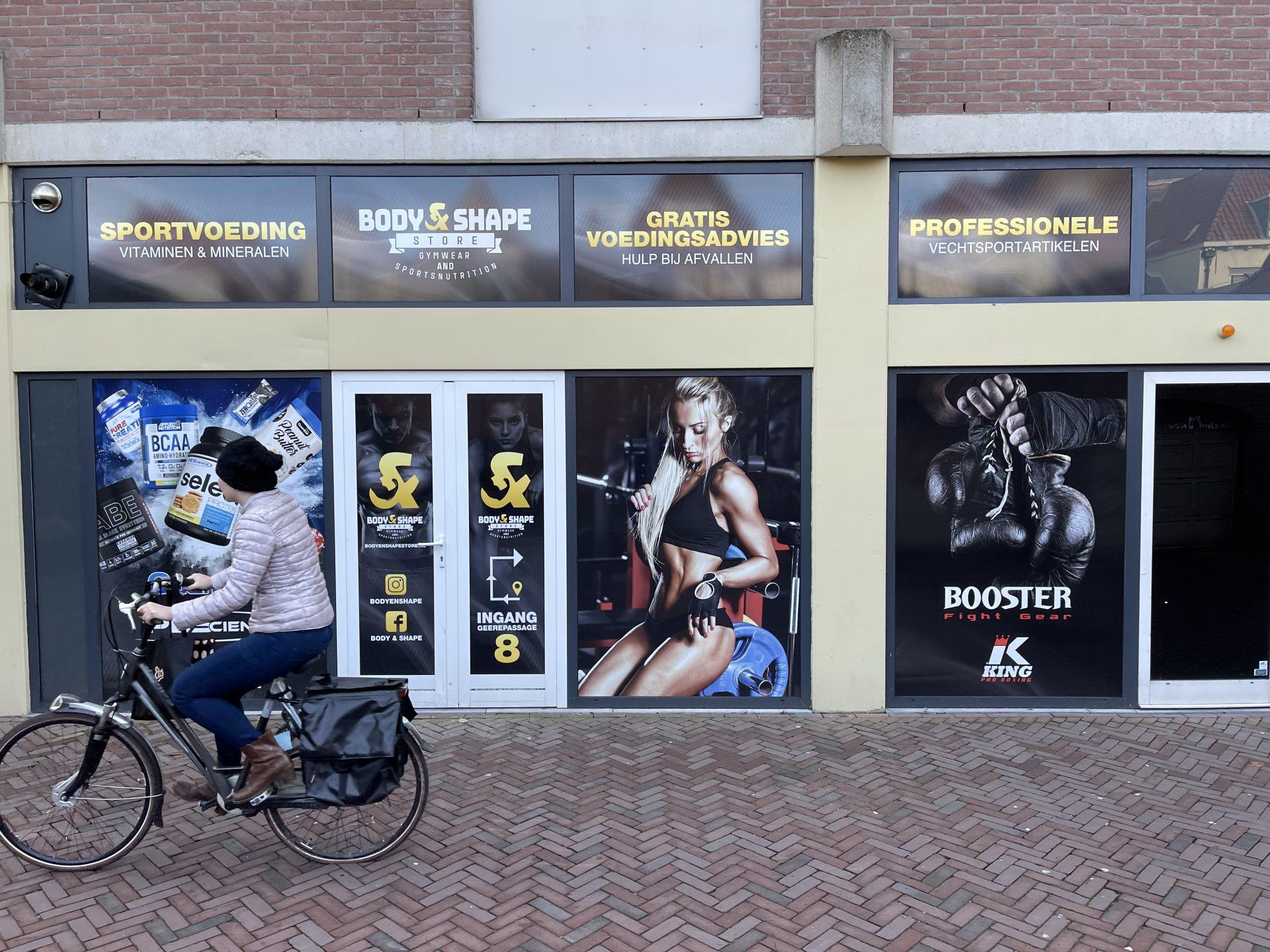 Afbeelding #000 voor het verhaal Body & Shape Store komt naar de Geerepassage in Middelburg