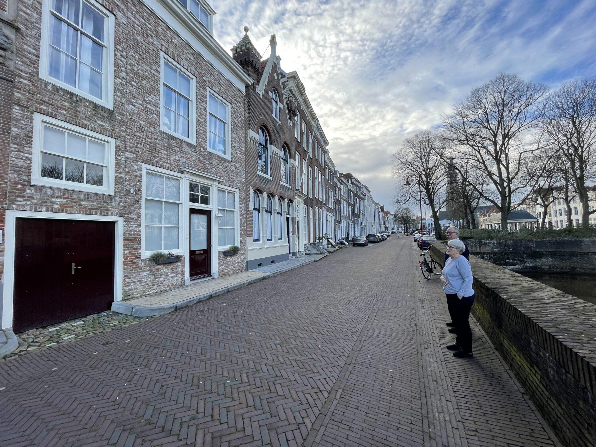 Afbeelding #002 voor het verhaal 't Land van belofte aan de Dam in Middelburg