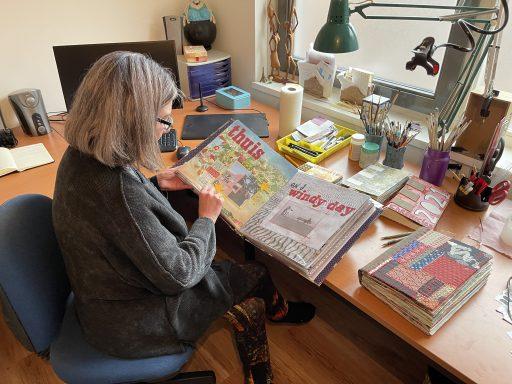 Afbeelding #004 voor het verhaal De mooie papieren wereld van Marit Barentsen