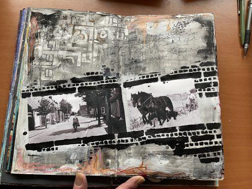 Afbeelding #006 voor het verhaal De mooie papieren wereld van Marit Barentsen