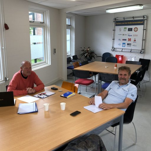 Afbeelding #000 voor het verhaal Stadsacquisiteur Cees Verhage neemt afscheid van VOM en Gemeente Middelburg