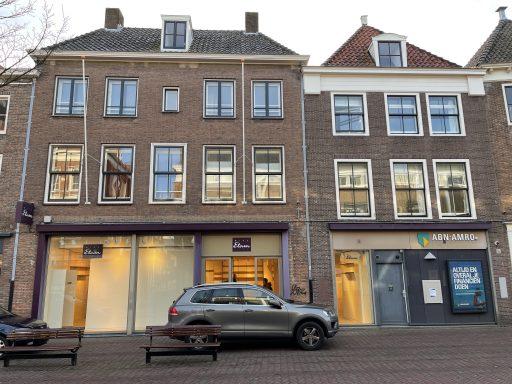 Afbeelding #000 voor het verhaal Beweging aan Lange Delft 32