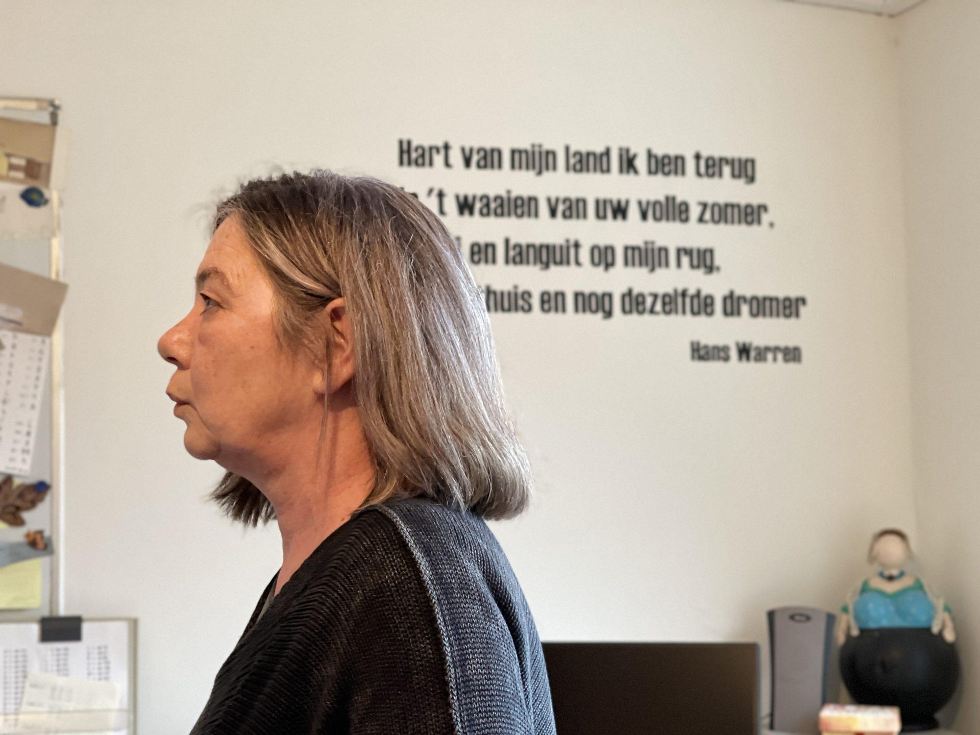 Afbeelding #000 voor het verhaal Zij zijn De Stad: Marit Barentsen