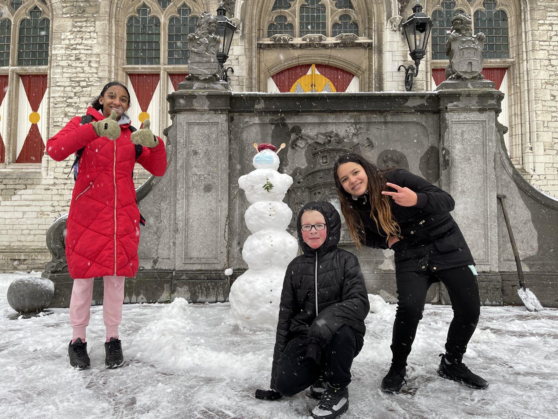 Afbeelding #001 voor het verhaal Winterpret in Middelburg