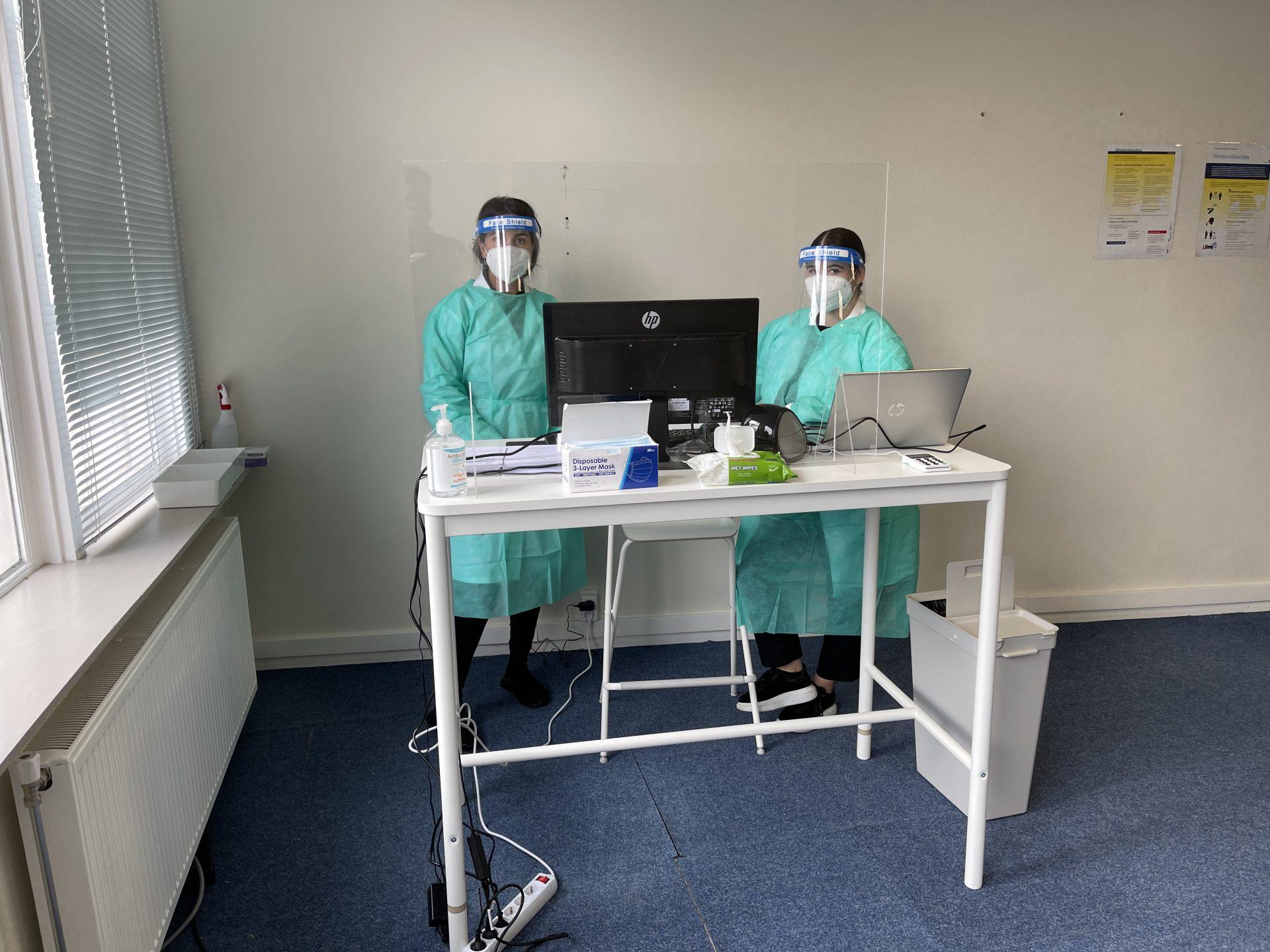 Afbeelding #000 voor het verhaal Spoedtest.nl opent commerciële coronatestlocatie in de Hoogstraat in Middelburg