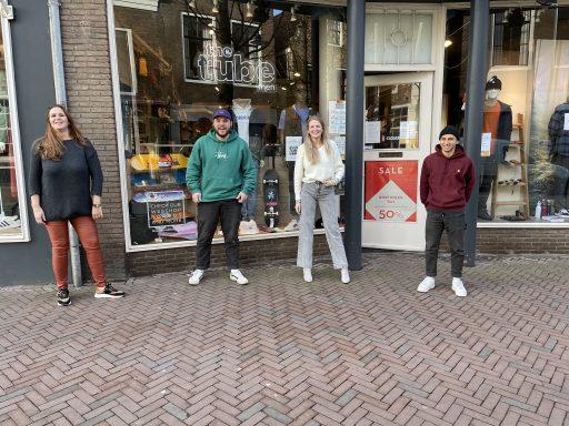 Afbeelding #004 voor het verhaal Middelburgse ondernemers in lockdown: The Tube