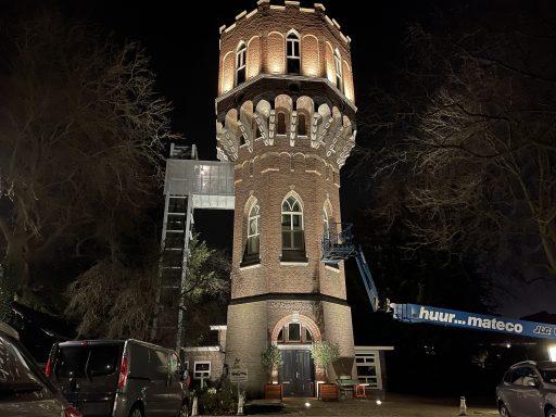 Afbeelding #000 voor het verhaal Watertoren Middelburg nu ook in de schijnwerpers