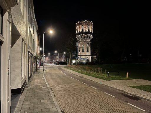 Afbeelding #006 voor het verhaal Watertoren Middelburg nu ook in de schijnwerpers