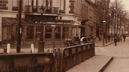 Afbeelding #001 voor het verhaal Café Royal aan de Stationsweg in Middelburg, 1875-1901