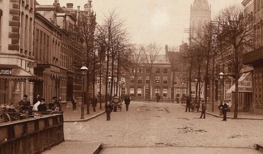 Afbeelding #002 voor het verhaal Café Royal aan de Stationsweg in Middelburg, 1875-1901