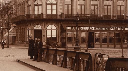 Afbeelding #003 voor het verhaal Café Royal aan de Stationsweg in Middelburg, 1875-1901