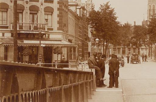 Afbeelding #004 voor het verhaal Café Royal aan de Stationsweg in Middelburg, 1875-1901