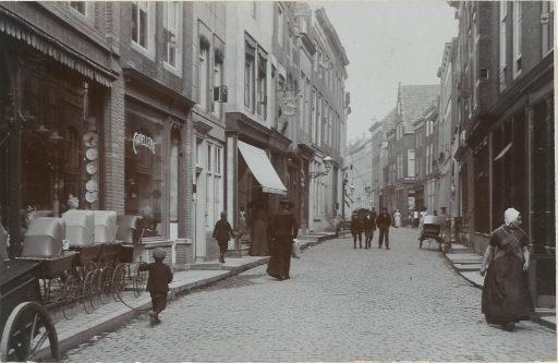 Afbeelding #000 voor het verhaal Cijfers en weetjes over de middenstand en economie van Middelburg in 1918