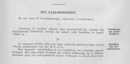 Afbeelding #001 voor het verhaal Cijfers en weetjes over de middenstand en economie van Middelburg in 1918