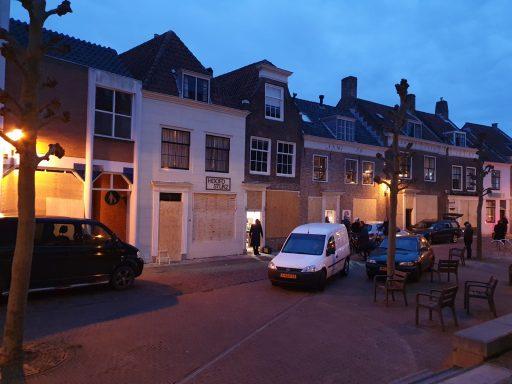 Afbeelding #001 voor het verhaal Middelburg neemt maatregelen tegen tegen mogelijk 'coronaprotest'