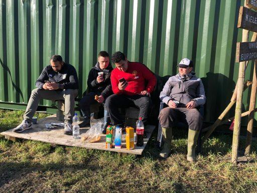 Afbeelding #004 voor het verhaal Mooi: Team Eiggenwijzz helpt De Belt Middelburg..en vice versa