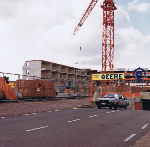 Afbeelding #000 voor het verhaal Werken bij Parkeerbeheer in Middelburg in de jaren negentig