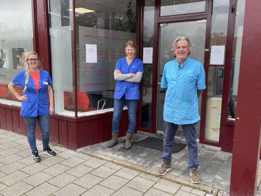Afbeelding #015 voor het verhaal Feestje! Dierenartsenpraktijk Hoogveld Meesters 30 jaar in Middelburg