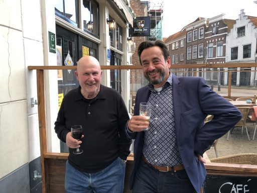Afbeelding #000 voor het verhaal Wees wijs, drink een glas wijn met Gijs