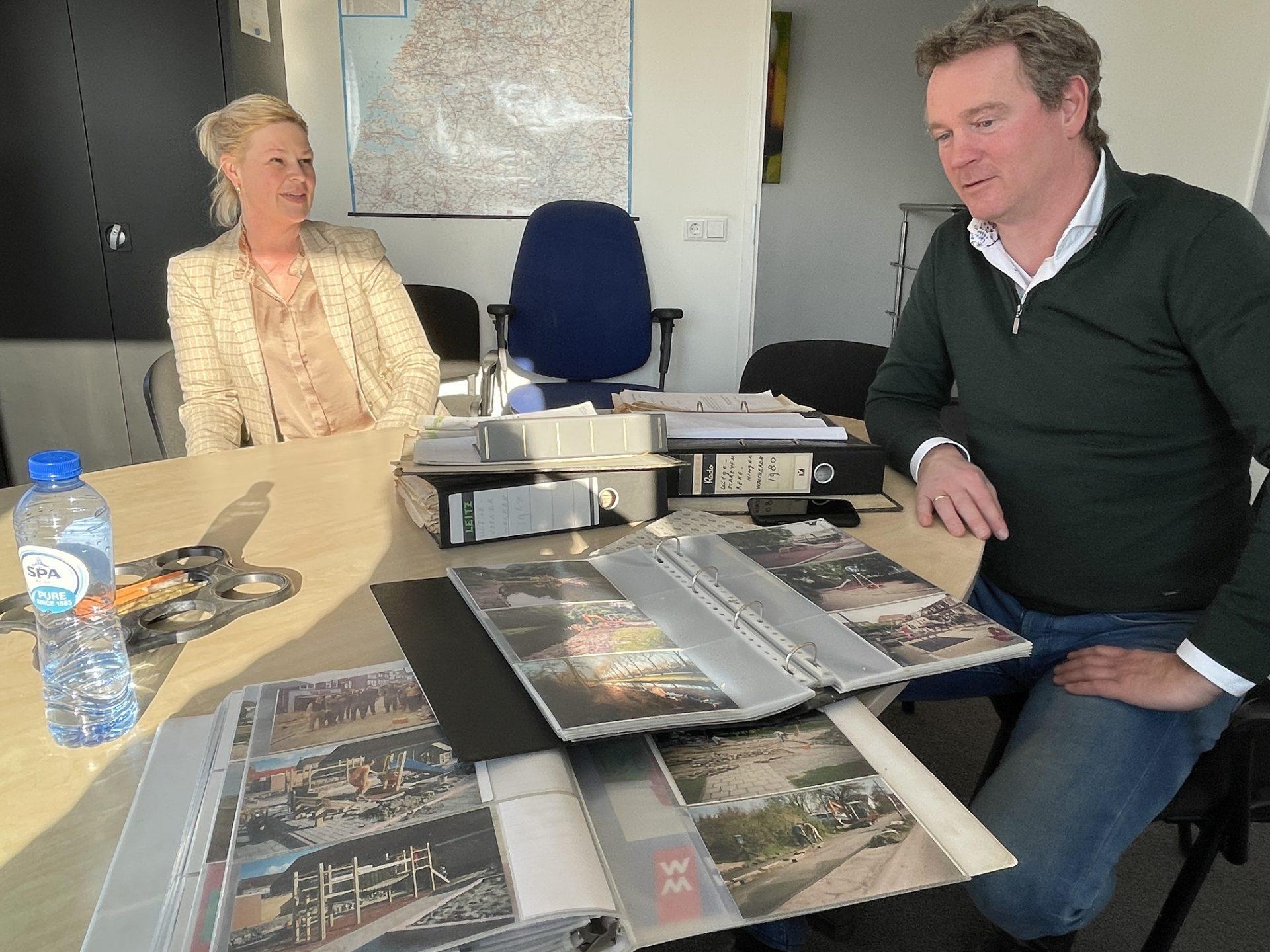 Afbeelding #000 voor het verhaal Uit de geschiedenis van aannemersbedrijf Geldof in Middelburg
