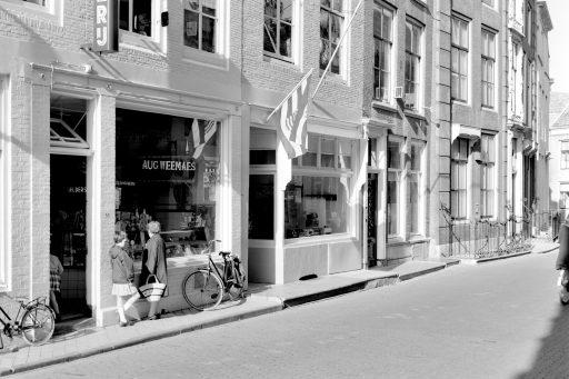 Afbeelding #005 voor het verhaal De opening van radio- en televisiehandel Dert in Middelburg in 1963