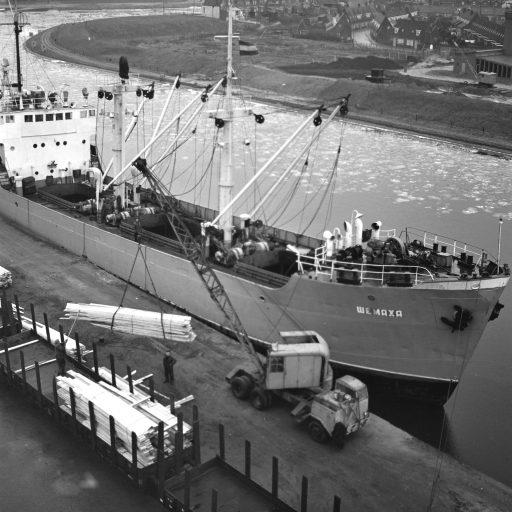 Afbeelding #000 voor het verhaal Werk in uitvoering in Middelburg 1955-1976