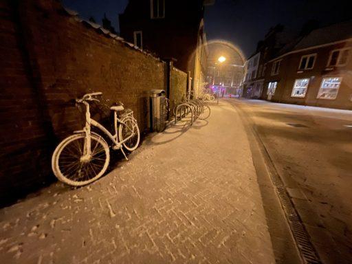 Afbeelding #002 voor het verhaal Sneeuwnacht Middelburg 7 februari 2021