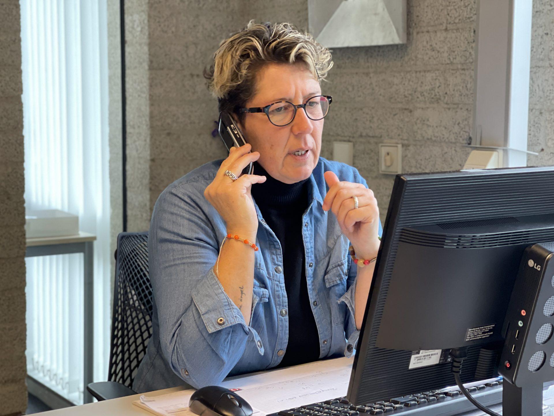 Afbeelding #000 voor het verhaal Werken tijdens Lockdown 2021: Wilma van den Bosse van ZB