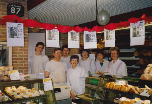 Afbeelding #001 voor het verhaal Bakkerij Raas in Middelburg-Zuid, 1978-1993