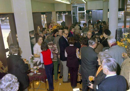 Afbeelding #009 voor het verhaal Een glimp van 65 jaar Peca Herenmode: de heropening in 1973