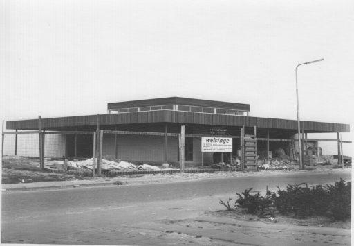 Afbeelding #013 voor het verhaal Middelburg-Zuid, jaren 60: de opening van Winkelcentrum Welsinge en Supermarkt Raas