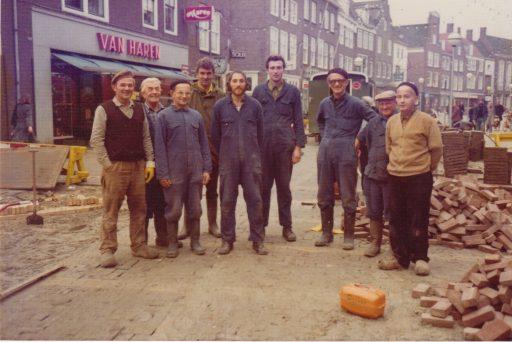 Afbeelding #029 voor het verhaal Uit de geschiedenis van aannemersbedrijf Geldof in Middelburg
