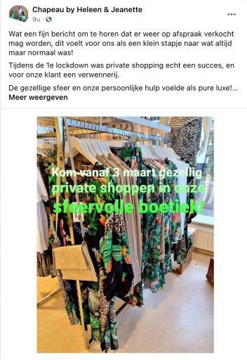 Afbeelding #004 voor het verhaal Winkelen en behandelingen op afspraak in Middelburg