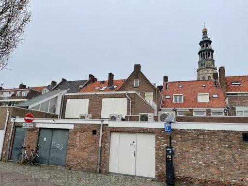 Afbeelding #000 voor het verhaal Nieuwe appartementen in de Lange Delft