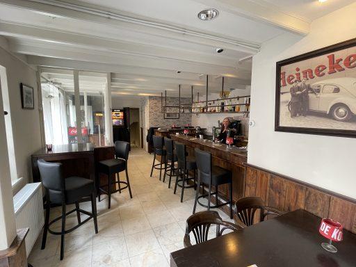 Afbeelding #000 voor het verhaal Café Nummer Vijf in de Herenstraat: klaar voor de opening
