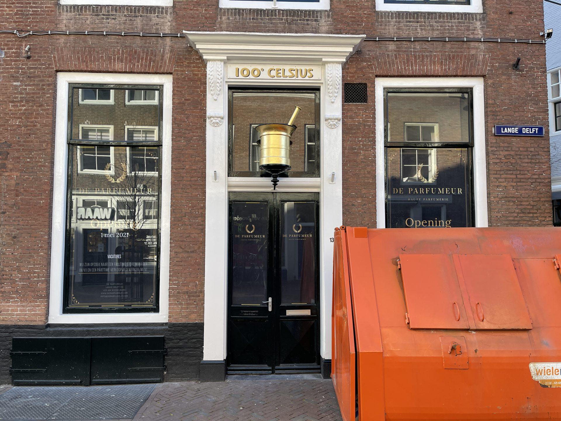Afbeelding #000 voor het verhaal De Parfumeur opent op 1 mei in Middelburg