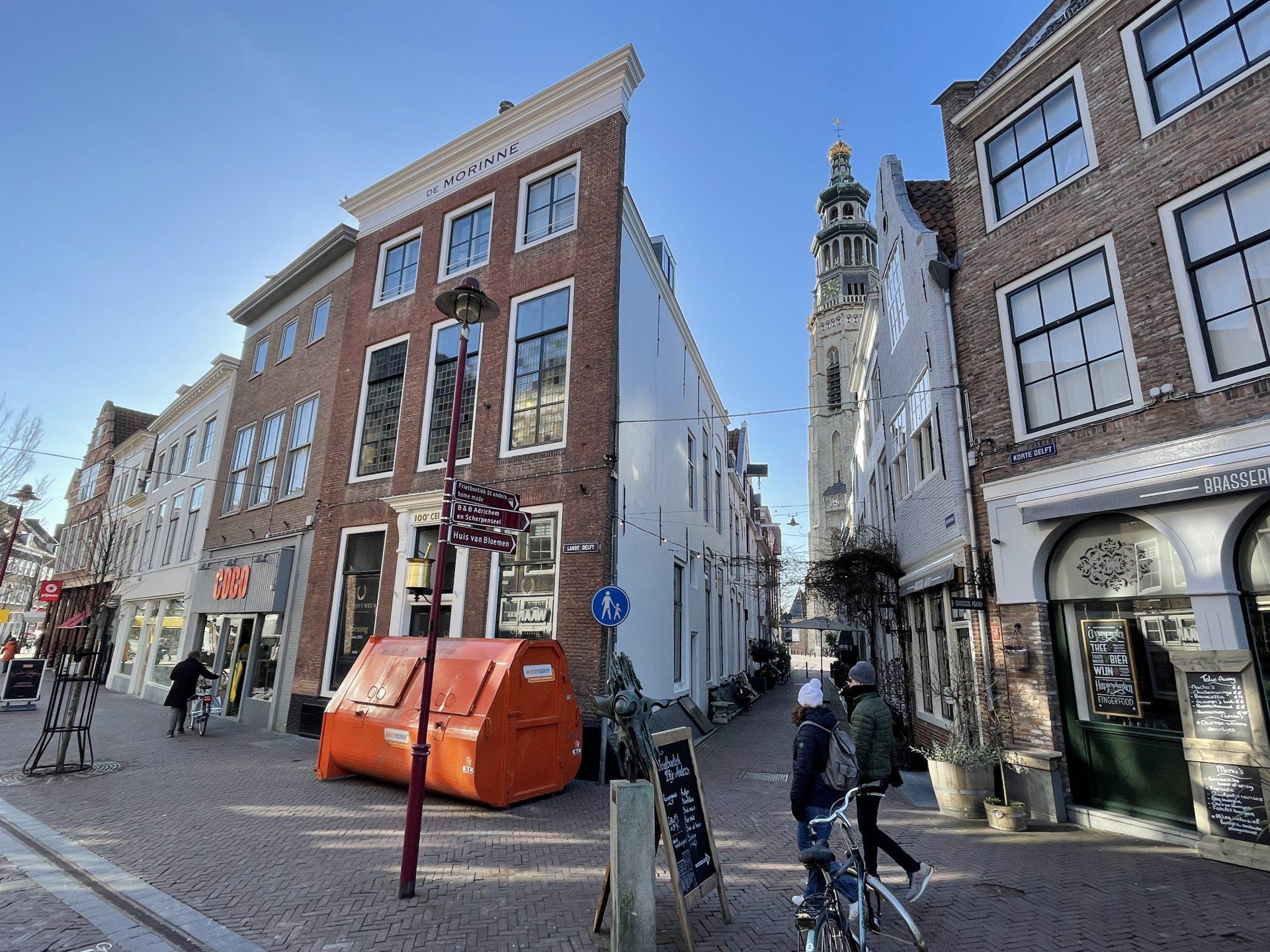 Afbeelding #001 voor het verhaal De Parfumeur opent op 1 mei in Middelburg