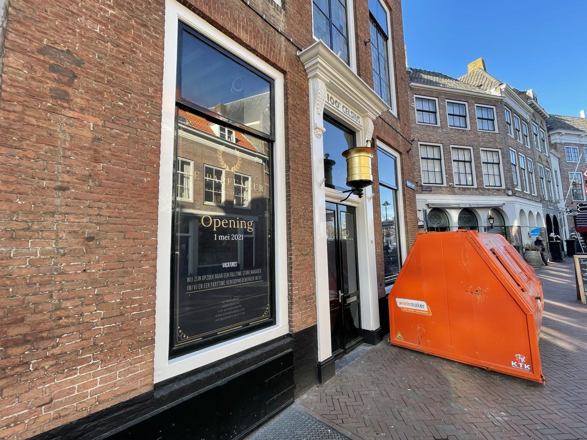 Afbeelding #002 voor het verhaal De Parfumeur opent op 1 mei in Middelburg