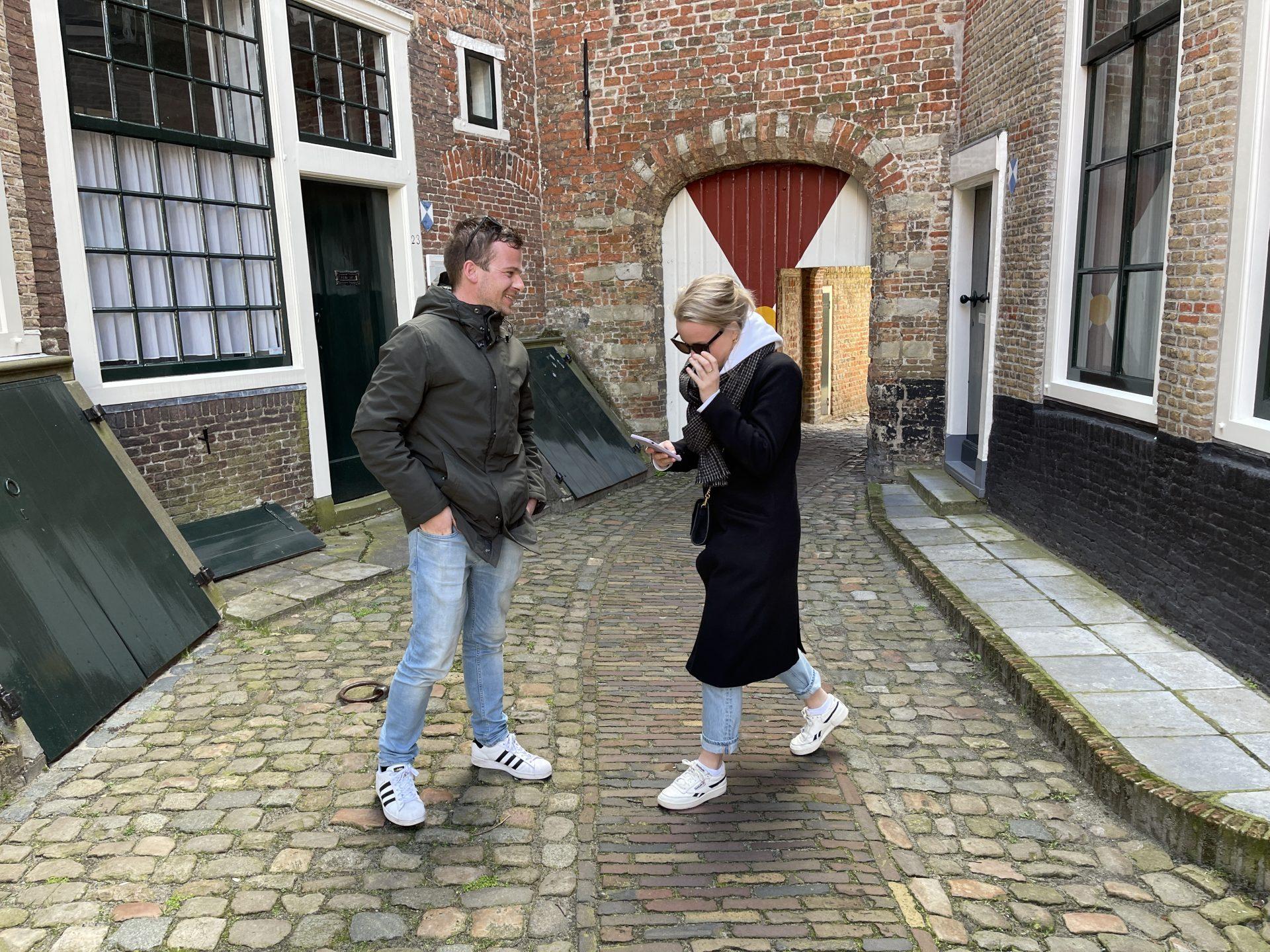Afbeelding #001 voor het verhaal Nieuw in Middelburg: De Stadswandeling 0118