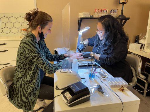 Afbeelding #000 voor het verhaal Studio Nanomi Nails & Lashes heropend aan de Nieuwe Vlissingseweg