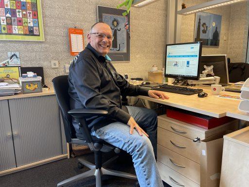 Afbeelding #001 voor het verhaal Werken tijdens de lockdown: Henk Kosters, domeinspecialist bij ZB