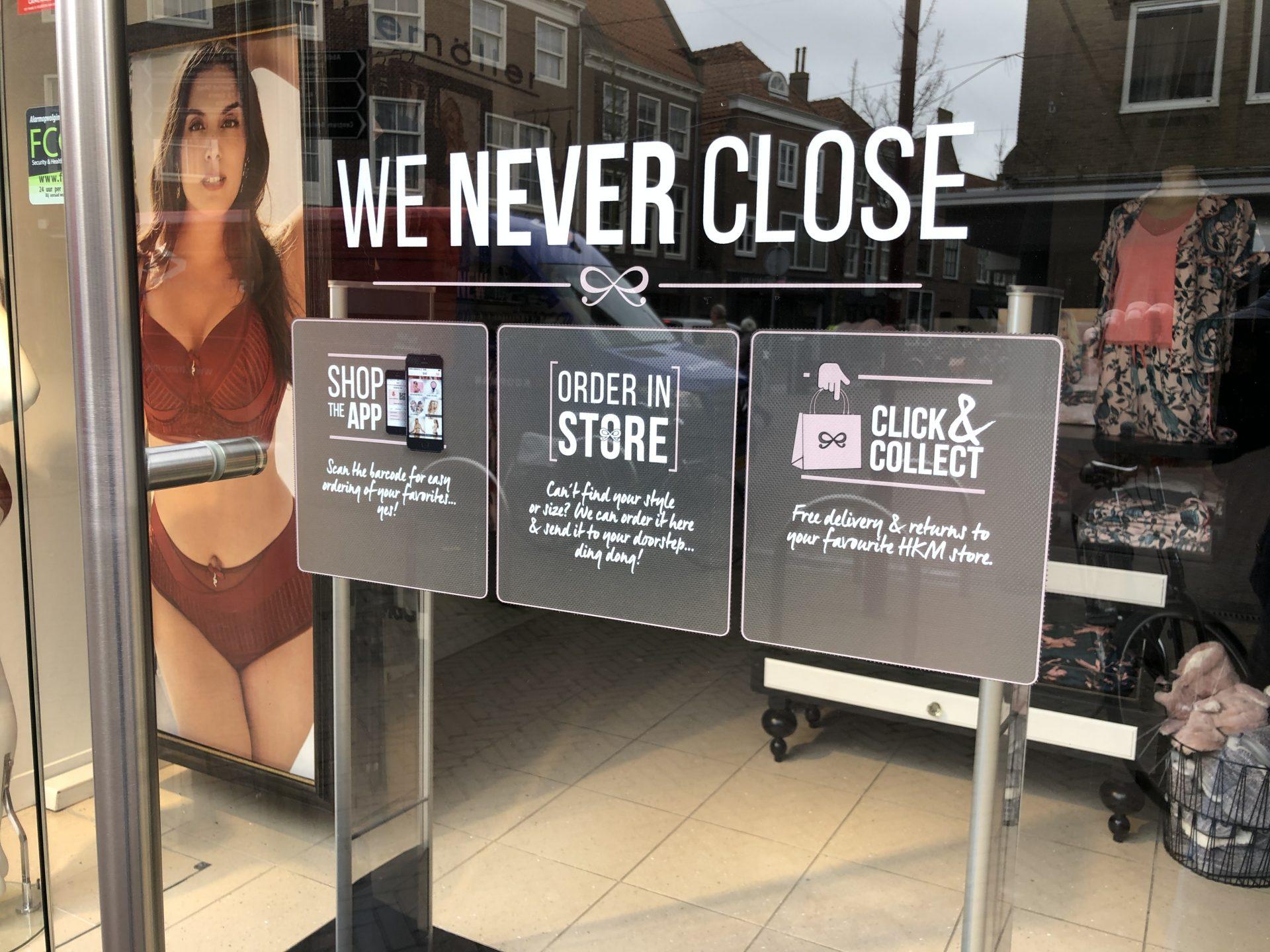 Afbeelding #000 voor het verhaal DONDR lanceert covidwinkelen.nl voor ondernemers in Middelburg