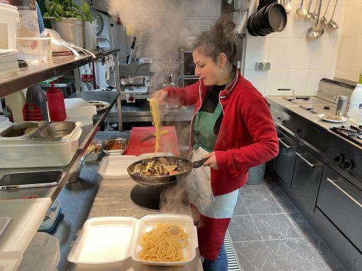 Afbeelding #001 voor het verhaal Heerlijk Italiaans! Een kijkje in de keuken van Mamma Mia in Middelburg