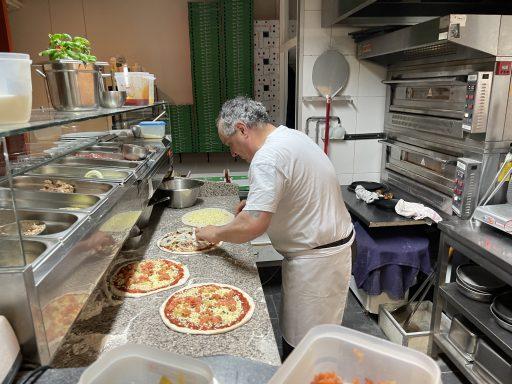 Afbeelding #002 voor het verhaal Heerlijk Italiaans! Een kijkje in de keuken van Mamma Mia in Middelburg