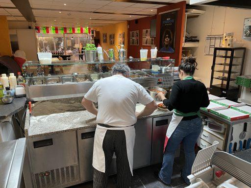 Afbeelding #006 voor het verhaal Heerlijk Italiaans! Een kijkje in de keuken van Mamma Mia in Middelburg