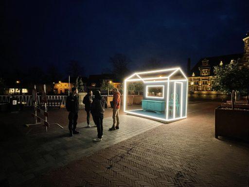 Afbeelding #003 voor het verhaal Kloveniersdoelen en Middelburg in 'postcard' Eurovisie Songfestival 2021
