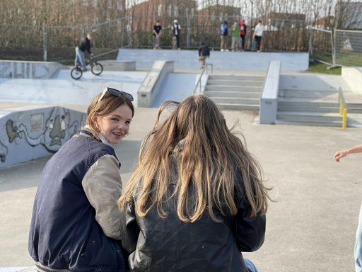 Afbeelding #005 voor het verhaal Middelburgse skaters starten petitie voor behoud skatebaan